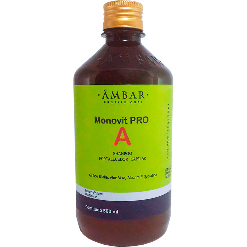 Shampoo Monovit Pro A 500ml